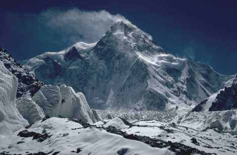 The north ridge of K2, king of mountains Base Camp Magazine
