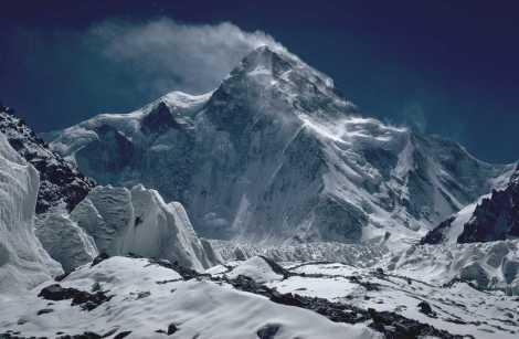 The north ridge of K2, king of mountains Base Camp Magazine