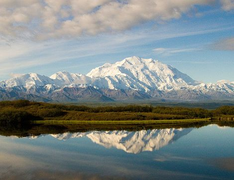 Denali or Mount McKinley?