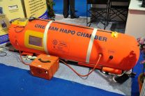 One Man HAPO Chamber to treat high altitude sickness mountaineering