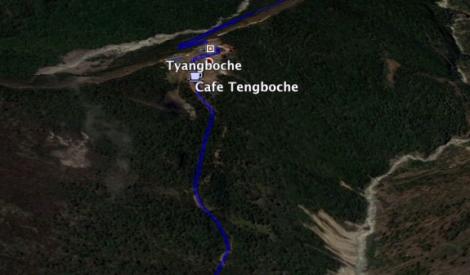 Tengboche Cafe