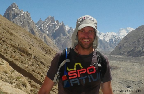 Fredrik Sträng Reaches Paju and First Sight of K2