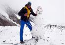 fredrik strang snow man on k2