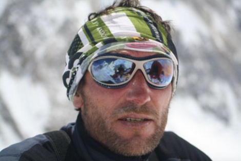 Remembering Alberto Zerain. He died on Nanga Parbat in June of 2017.