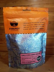 firepot chilli con carne