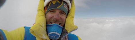 Fredrik Sträng salvages K2 2017 by Climbing Broad Peak