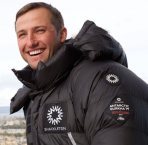 Scott sears in Shakleton Endurance Jacket