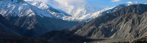 One Death and One Rescue on Nanga Parbat of Elisabeth Revol