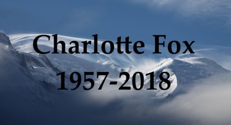 Charlotte Fox Survivor 1996 Everest Disaster Dead