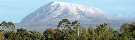 Kilimanjaro, Africa's Highest Peak