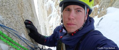 remembering Tom Ballard: tom ballard climber