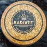 Radiate portable campfire logo 2