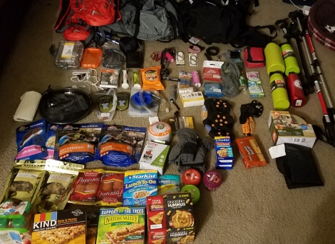 Hiking Essentials to Pack for Semi-Cold Weather