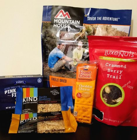 Hiking snacks and meals Hiking Essentials to Pack for Semi-Cold Weather