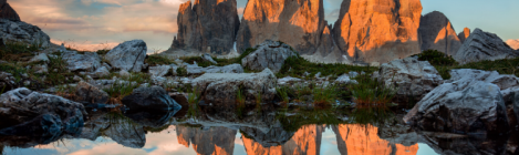 cima grande di lavaredo in the dolomites The Dolomites: A Treasure for Climbers and Science