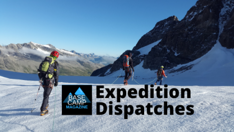 Send us your expedition dispatches