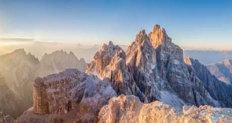 the dolomites south Tyrol italy