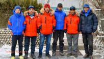 apricot tours k2 winter 2020 team askole