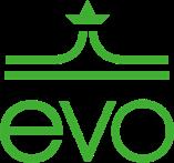evo snowboarding gear logo