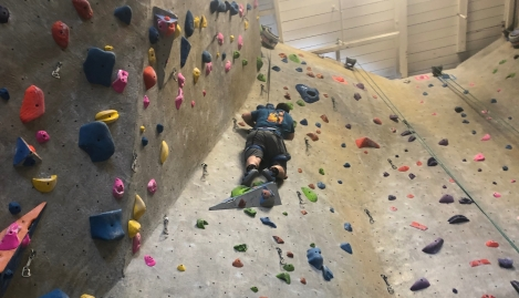 coping with missing climbing during COVID19